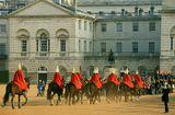 Лондон, 31 Декабря, Королевские конюшни