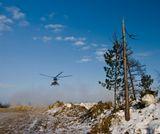 Широки просторы российской тундры: за 5 дней пройдено более 500 км на автотранспорте и более 1000 км вертолетом от Ноябрьска до Игарки и обратно.