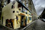 Румерня в Сан Мало, Бретань, Франция.Никон Д200