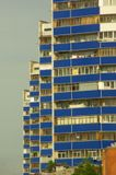 В принципе в городе Подольске большеэтажных домов немного, и вот тем не менее