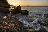 Красное море, желтое солнце, черный фотоаппарат :)