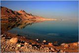 Мертвое море, пустыня, январь 2009 г.