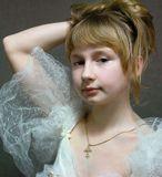 портрет шалуньи