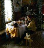 р.Татарстан, Чистопольский район, д.Бахта. Фотоаппарат Canon 400D, объектив Kit 17-55 mm