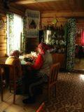 Из архива, снимал в 2006 году. РТ, Чистопольский район, деревня Бахта, крещенская девняДеревенская жизнь, Илья Шалафаев, shalapai-ART