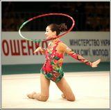 Этап Кубка мира по художественной гимнастике.14-16 августа 2009 года. Киев.