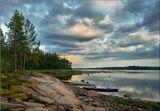 о. Большой Медвежий, Кемские шхеры, Белое море