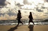 Балтика, море, прибой, песок, волны