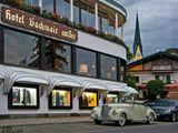 На берегу озера Тегернзее (50 км южнее Мюнхена), стоит курортный городок Роттах-Эгерн, а в нем с 1826 года отель Бахмайер... :)