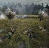 Творческая работа на тему... 1916 год.(30 августа 2009 г. на 5-ом Международном военно-историческом фестивале посвященному событиям Первой Мировой)