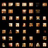 окна 49 дом стена вечер windows сорок девять петербург фонтанка общага общежитие студенческое инженерно строительный институт питер