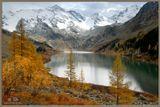 Озеро Мультинское Поперечное.Приглашаю в горные фото-походы!http://pohodnik.info