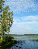 Онежское озеро. Сентябрь.
