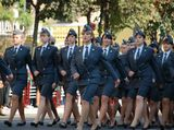С такими девчатами не пропадёшь! :)Брянск 17.09.09. В продолжение темы празднования дня города.