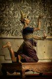 Камбоджия. Сиам Риап.Кхмерские танцы.