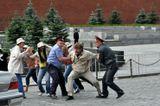 милиция, красная площадь, задержание, иностранцы, беспредел