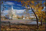 Церковь Рождества Христова в с. Клястицкое, Челябинской область, недалеко от г. Троицк.