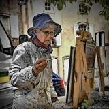 """""""Дело не в том, чтобы научиться рисовать, а в том, чтобы научиться мыслить...""""(Стендаль)"""