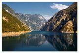 Черногория, Пивское озеро