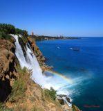 Анталия. Турция. Панорама из двух вертикальных кадров