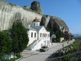 Инкерманский Свято-Климентовский пещерный монастырь близ Севастополя, Крым