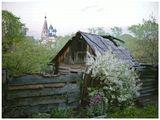 2008 год. Май. Костромская обл. Город Нерехта.
