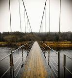 Мост через Москва-реку в районе Полушкино
