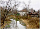 2009 год. Ноябрь. Костромская обл. Город Нерехта.
