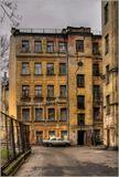 Петербург, Петроградский район, Каменноостровский проспект, ноябрь 2009 года.