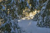 зима, Урал