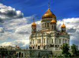 храм,вера,город,москва,архитектура