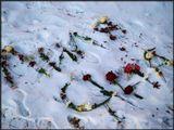 """Ночью 5 декабря 2009 года в ночном клубе """"Хромая лошадь"""" в Перми во время пожара погибло более 100 человек, десятки людей сгорели заживо...  Сотни горожан в 20-ти градусный мороз приходят к месту трагедии с цветами... Кто-то выложил имена..."""