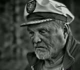 легендарный на Кольском человек-егерь Верещагин