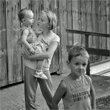 Или о детской ревности...