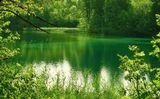 Хорватия. Плитвицкие озера.