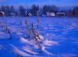 Вот и у нас выпал снег /Ленинградская область/