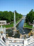 Петергоф во всем мире известен, как город фонтанов