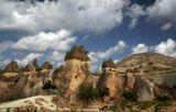 Каппадокия-перекрёсток почти всех древнейших цивилизаций -хетты,персы,эллины,римляне,Византия,арабы,турки.