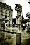 Хоть и мокро на улице сегодня снимать, а очень надо...