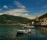 Черногорский городок Тиват.