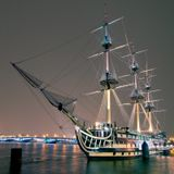 ...на смену Благодати в ледовом плену размещу, пожалуй, и  свой кораблик на чистой воде... Впрочем, этих корабликов много, но судьбы у них разные...