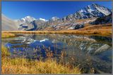 Недалеко от подножия горы Белуха.Горный Алтай.--------Приглашаю в походы по горам Алтая!http://pohodnik.info