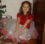 Любительское фото моей дочки...