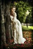 Свадьба август 2009 невеста красавица парк
