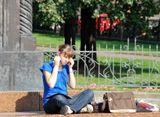 лето, девушка, Кита-город, студентка, Москва