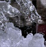 зима, вода, оттепель