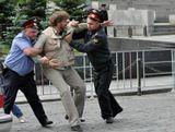 милиция, Красная площадь, задержание, беспредел, борода, криминал