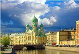 Солнечный день в Санкт-Петербурге