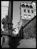Mесто фотографирование, Radnicni лестница-Hradcany-Мала Страна-Прага 1