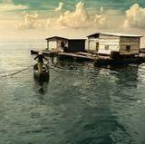 ...где то в Индийском океане